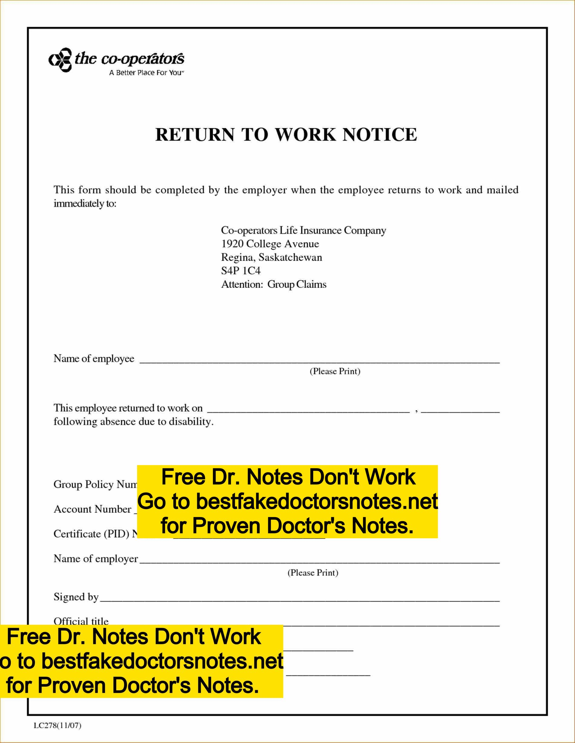 Fake Doctors Excuse Template from www.golden-funeralservice.com